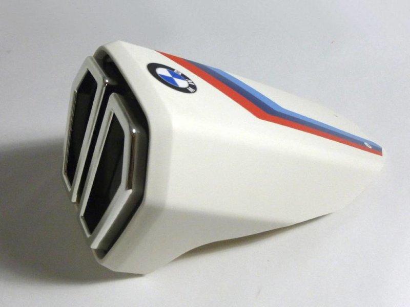 BERG Buddy - Spoiler voorkant BMW