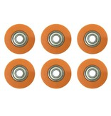 BERG Buddy - Wielkappenset oranje