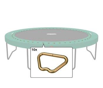 BERG Champion - Veeroog voor springdoek (TwinSpring Gold) (10x)