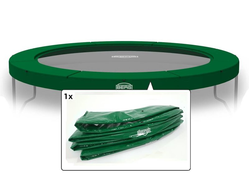 BERG Elite - Beschermrand groen 330