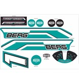 BERG Buzzy - Stickerset Racing
