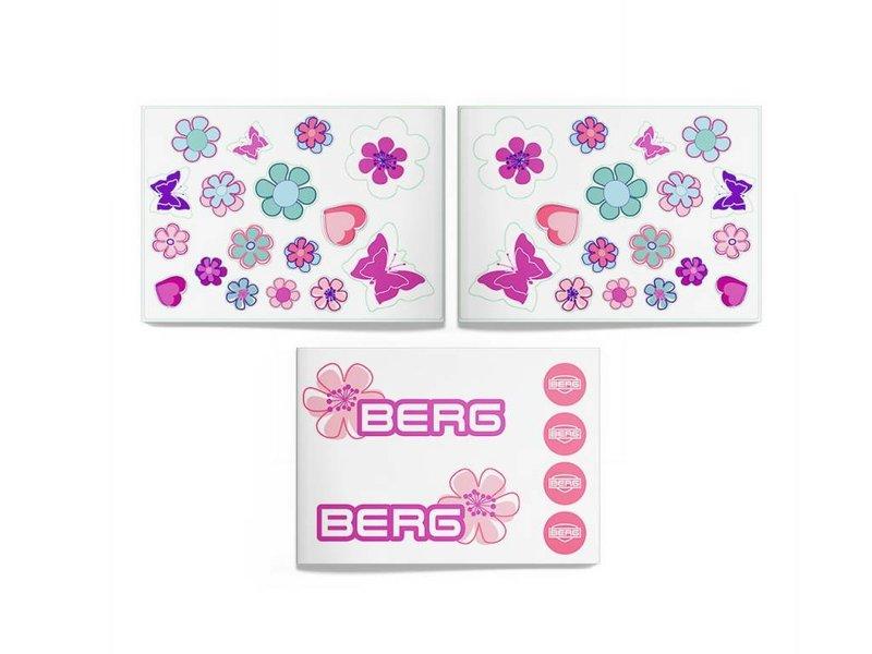 BERG Buzzy - Stickerset Bloom