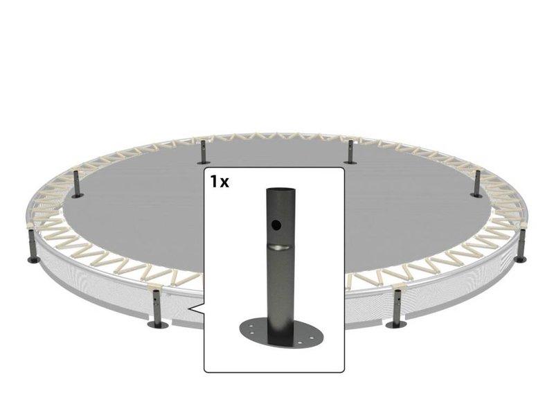 BERG Elite+ - Voet InGround voor T-Koppelstuk