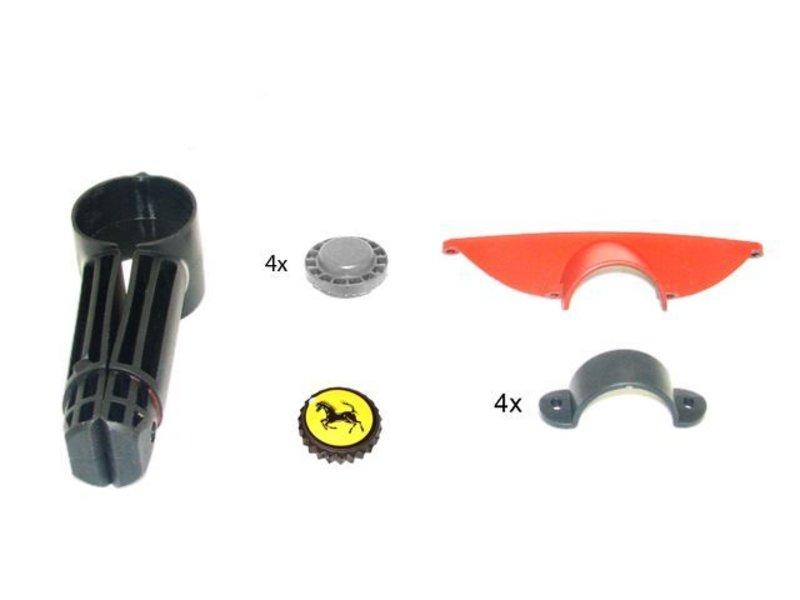 BERG Plastic ond. Buddy 150 It