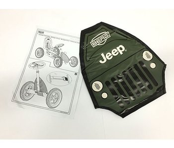 BERG Buddy - Spoiler Jeep® Junior