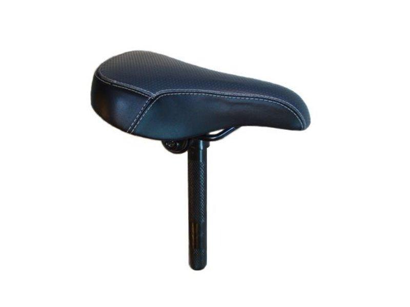 BERG Biky - Zadel zwart