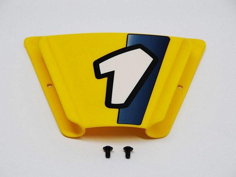 BERG Buzzy - Spoiler Yellow