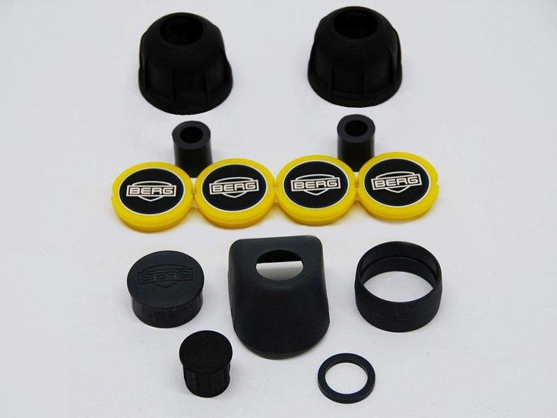 BERG Buzzy - Kunststof onderdelen Yellow