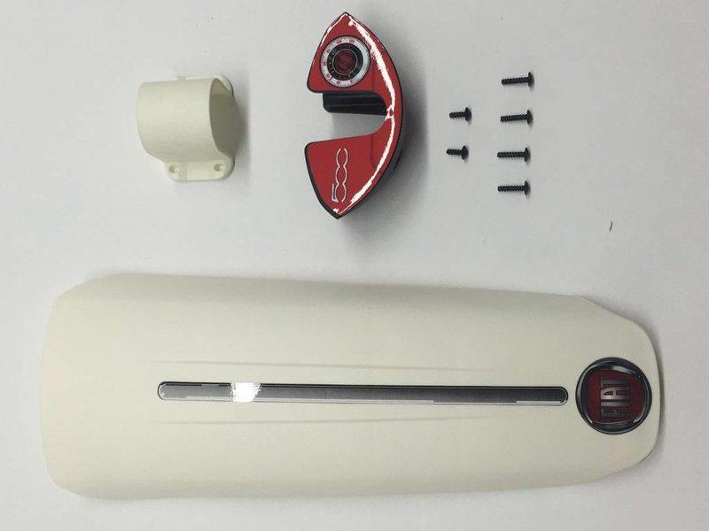 BERG Buzzy - Spoiler Fiat 500