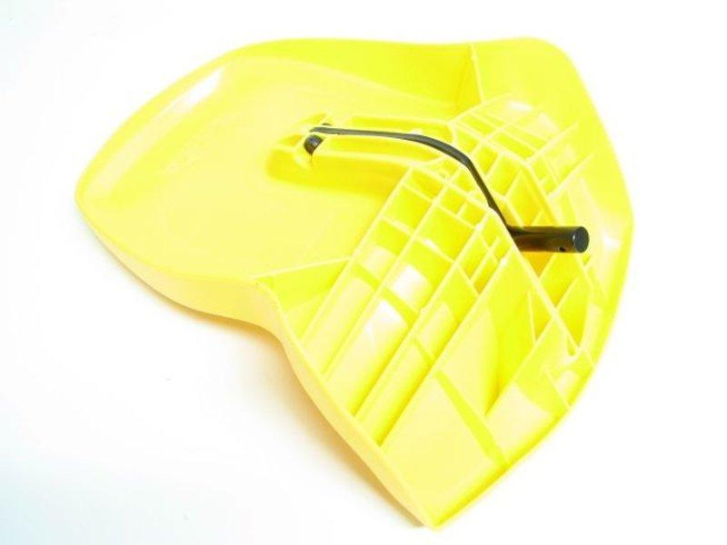BERG Buddy - Stoel geel met frame