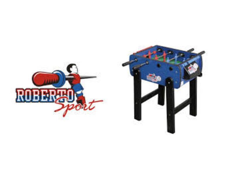 Roberto Sport Voetbaltafel Roby blauw