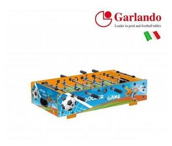 Garlando F-mini soccergame (bedrukt) telescopische stangen