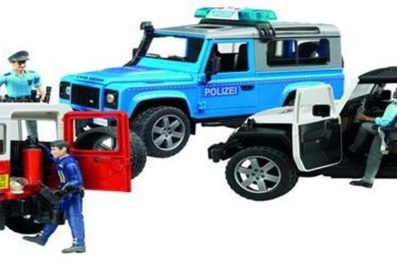 Politie, Brandweer & Ambulance