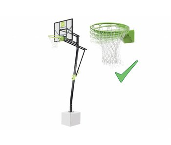 EXIT Galaxy Inground Basket (met Dunkring)