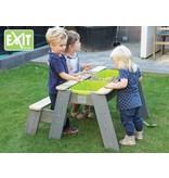 EXIT Aksent Zand-,Water- en Picknicktafel L (1 bankje)