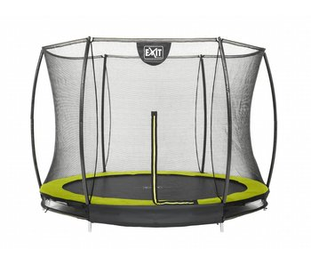 EXIT Silhouette Ground + Safetynet 244 (8ft) Lime