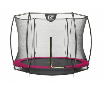 EXIT Silhouette Ground + Safetynet 244 (8ft) Pink