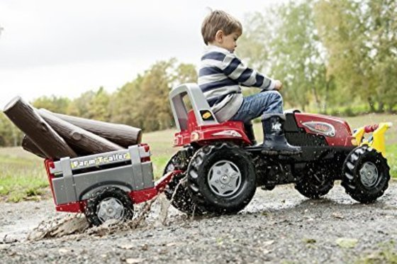 Rolly Toys Junior Tractor (3-7 jaar)