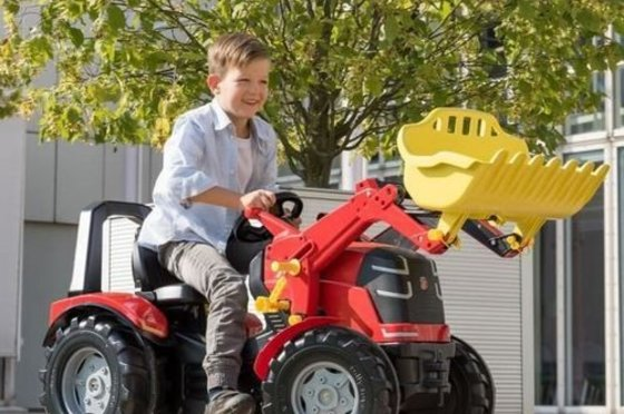 Rolly Toys X-Trac tractors (3-10 jaar)