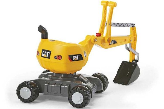 Rolly Toys Rolly Digger (graafmachines)