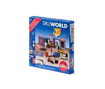 Siku Siku world 5507 werkplaats