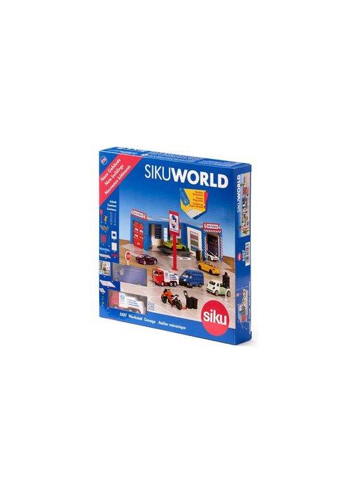 Siku world 5507 werkplaats