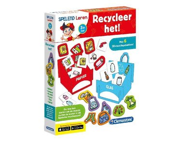 Clementoni Leerspel Recycle It!