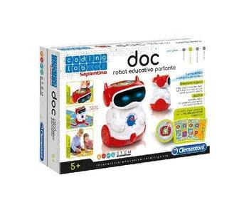 Clementoni Coding Lab Robot Doc