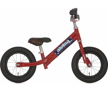 Alpina Rider Black Red