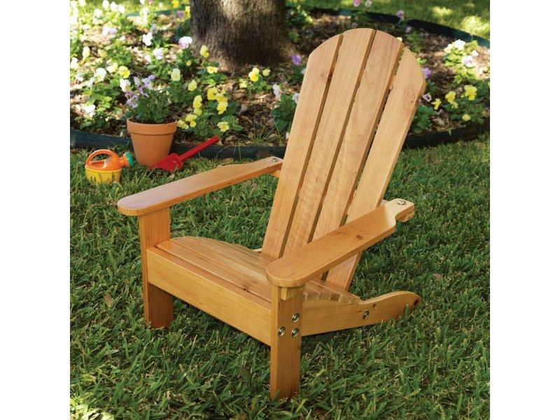 KidKraft Adirondack stoel - honingkleur