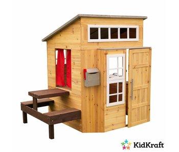 KidKraft Modern speelhuis voor buiten