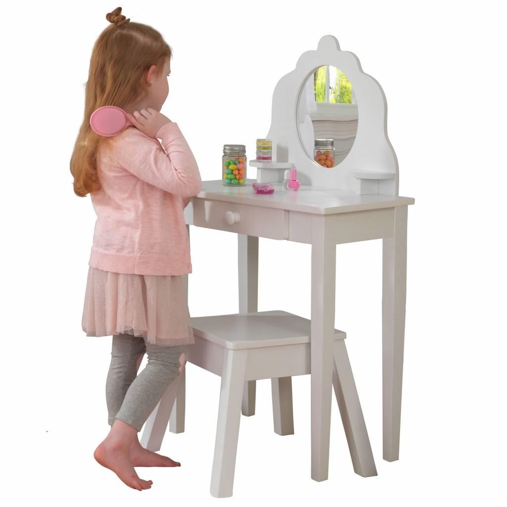 Kaptafel Voor Kinderen.Kidkraft Stoneycreek Cedar Buitenspeelhuis Outdoorspeelgoed