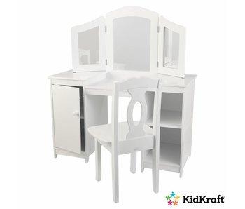 KidKraft Kaptafel en stoel Deluxe
