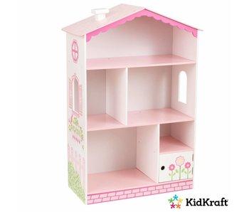 KidKraft Boekenkast Poppenhuis-stijl