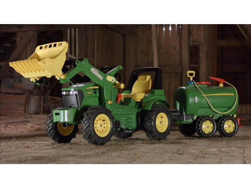Rolly toys X-Trac John Deere met voorlader