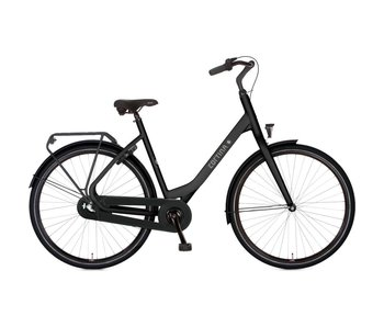 Cortina Common Basic Jet Black Matt R3 Damesfiets