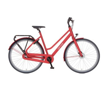 Cortina Common Active True Red Matt ND3 damesfiets