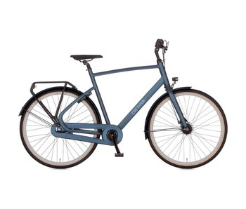 Cortina Common Active Mistery Grey Matt ND7 Herenfiets