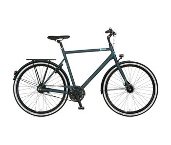 Cortina Speed H56 Lake Green Matt ND8 Belt Fiets