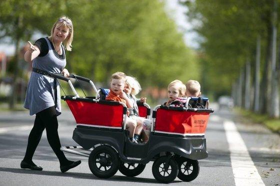 Kindervervoer Kiddy Bus