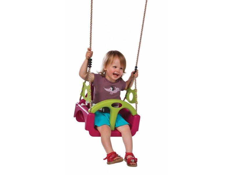 Babyzitje - 'Trix' - PP - paars (RAL4006)