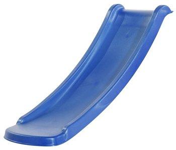 Losse glijbaan Toba voor platformhoogte 60 cm - Blauw