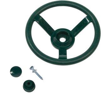 Stuurwiel - groen