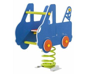 Wipkip HDPE 'royal'  takelwagen