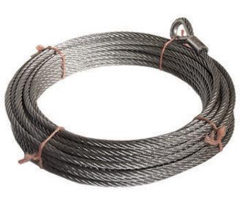 Kabelbaan - staalkabel 25 m diam. 10 mm