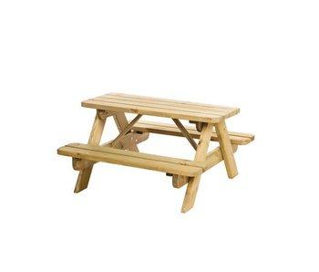 Woodvision Junior picknicktafel Björn