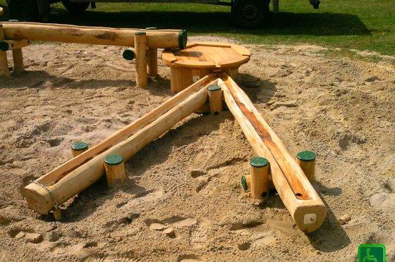 Speeltoestel Zand en Water
