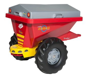 Rolly toys Strooiwagen Rood
