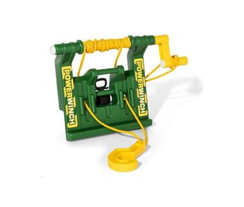 Rolly toys John Deere lier groen