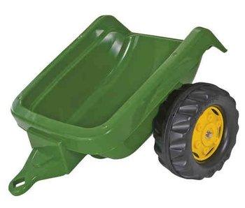 Rolly toys Aanhanger groen